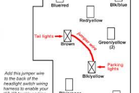 1988 mustang headlight switch wiring diagram 1988 wiring diagrams