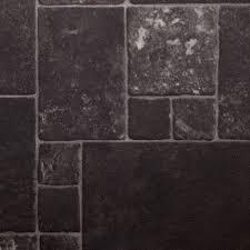 toucan 599 atlantic vinyl flooring buy black grey random tile