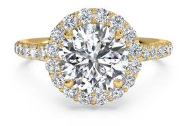 gold diamond engagement rings halo engagement rings for 1 000 3 000 engagement ring wall