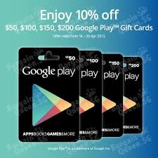 play gift card discount 10 play gift cards promotion cheers till 20 apr