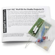 stud io building instructions studio projects c1 circuit upgrade kit u2013 microphone parts com