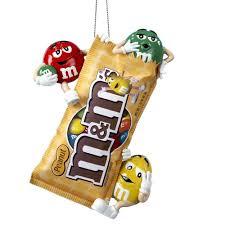 m m s peanut bag ornament home kitchen