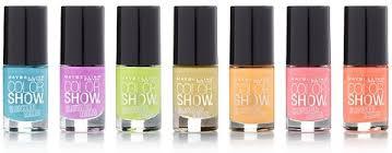 maybelline color show nail polish free at dollar tree