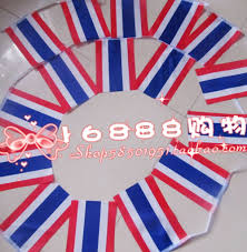 Flag Of Thailand Flag Of Thailand Thailand Thai Flags String Flag Small Flag 5 M