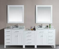 White Vanity Bathroom Bathroom Foremost Bath Vanity Bathroom Vanities Bowl Sinks 48