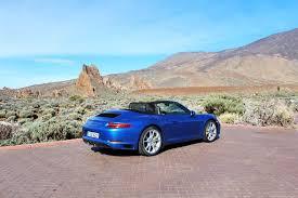 blue porsche convertible 2017 porsche 911 carrera s cabriolet autos ca