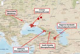 Map Of Eastern Europe And Russia by Fracture Points Eastern Europe Foreign Intrigue