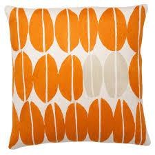 Modern Orange Rugs by Orange Pillows Modern Orange Pillows Decorative Orange Pillows