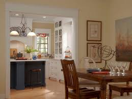 Interior Design Ideas For Living Room And Kitchen by Molding And Trim Make An Impact Hgtv