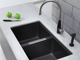 Sink  Faucet  Contemporary Kitchen Sink Faucet Best Contemporary - Contemporary kitchen sink