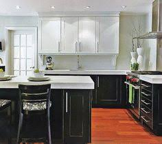 Two Tone Cabinets In Kitchen Top Countertop Materials For The Kitchen Navy Cabinets Kitchen