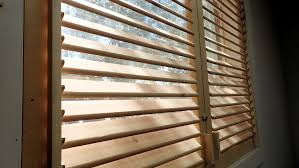Wood Blinds For Windows - making wooden blinds final youtube