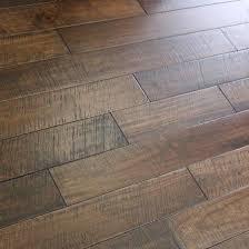 seringa coco 3 4 x 4 1 2 scraped solid hardwood