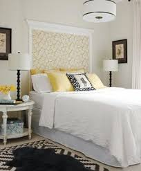 How To Make Your Own Fabric Headboard by How To Make A Simple Fabric Headboard Wall Mounted Headboard