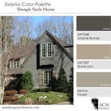 exterior paint color ideas asheville home builders