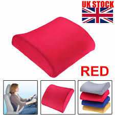 Office Chair Cushion For Back Pain Memory Foam Seat Cushion Lumbar Back Support Car Office Chair
