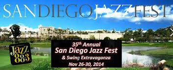 35th san diego jazz swings americas finest city thanksgiving