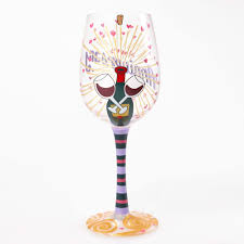 cartoon wine glass wine glass happy anniversary designs by