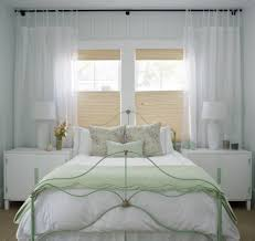 Curtains For Bedroom Windows Small Brilliant Curtain Ideas For Bedroom Windows For House Decorating