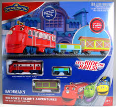 bachmann industries chuggington ready to run electric