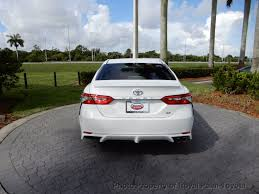 lexus service center west palm beach 2018 new toyota camry se automatic at royal palm toyota serving