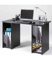 bureau coulissant bureau noir avec caissons à rideau coulissant york taxi