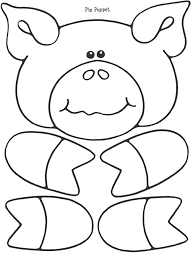 coloring page if you give a pig a pancake kids coloring