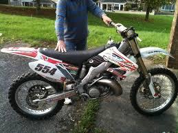 Fs Ot Honda Cr250 Motocross Bike The Last Generation Of The F