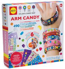 amazon com alex toys dylan u0027s candy bar arm candy toys u0026 games