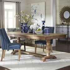 Bradding Natural Stonewash  Dining Table Pier  Imports - Pier 1 kitchen table