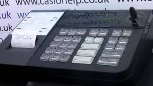 Discount Photo Keyboard How To Discount A Sale On The Casio Se S10 Pcr T280 Cash Register