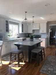 kraftmaid dove white kitchen cabinets kraemer s kitchen factory kitchen renovation portfolio
