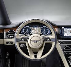 bentley exp 10 interior 2018 bentley continental gt is straight out of james bond