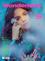 new issue selena gomez shot by petra collins wonderland