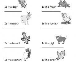farm worksheet worksheets