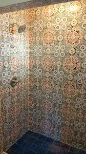moroccan shower tile los angeles moroccan tiles los angeles