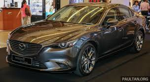 expensive ls for sale 2017 mazda 6 on sale in malaysia adds g vectoring control rm6 553
