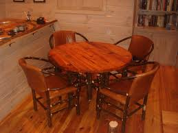 Mexican Dining Room Furniture Rustic Trestle Dining Table Furniture Distressed Rustic Trestle