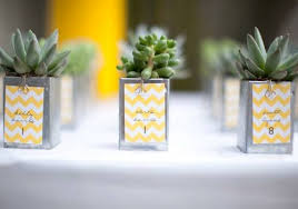 succulent wedding favors 25 unique easy and awesome diy wedding favors