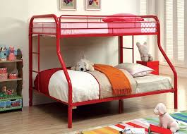 Bunk Bed With Mattresses Included Walmart Bunk Beds Dorel Twin Over Full Metal Loft With Stairs