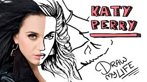 219 Best Images About Katy - katy perry draw my life youtube