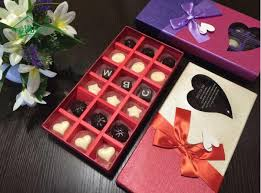 s day chocolate hot sale 18 cavities chocolate packing boxes for s day