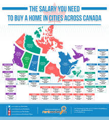 mapping the most expensive places to live in canada canadian