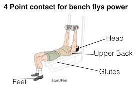 Flat Bench Db Fly Chest Flys Exercise Lying Seated Dumbbell Or Machine Pec Decks