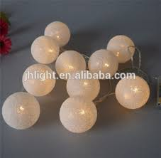 ball with light inside cotton ball with mini led light inside fairy string plastic toy ball