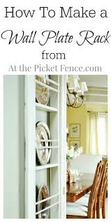 best 25 plate racks ideas on pinterest plate storage farmhouse