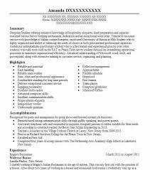 Dishwasher Job Description For Resume by Best Busser Resume Example Livecareer