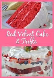 easy red velvet cake recipe turns into valentine u0027s day dessert
