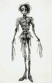 arts explore origins of tim burton u0027s goofy gothic wired