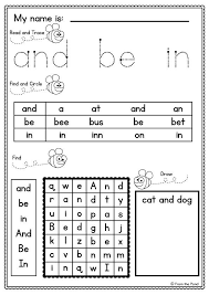 114 best reading language sight words images on pinterest
